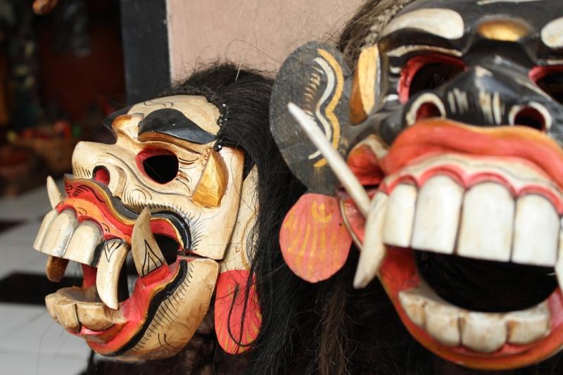 Barry has Hindu customers as well. Photo by: Madura McCormack// Ubud, Bali