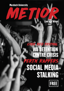Metior Magazine - Live and Wired